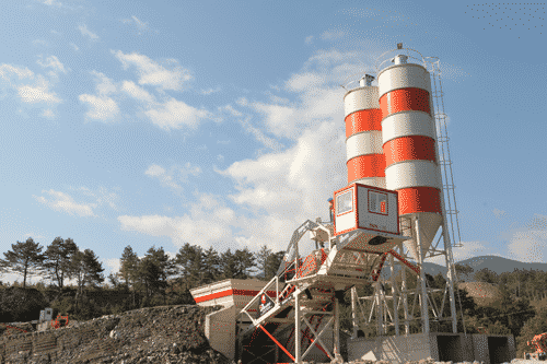 Eco System Concrete Batching Plants
