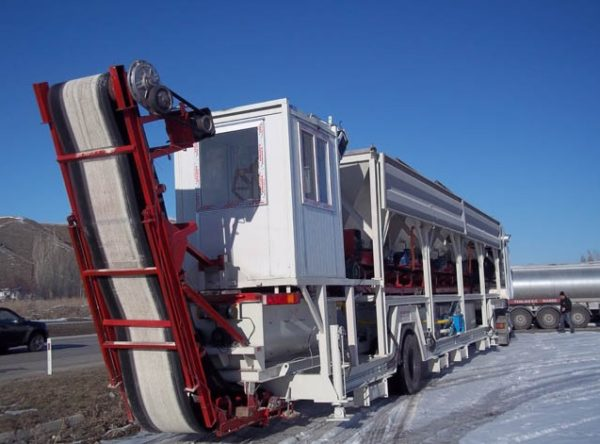 Mobile Mechanical Plant Systems